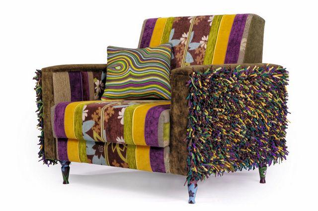 fotel MooP v2 - rozkładany jednoosobowy fotel - produkt